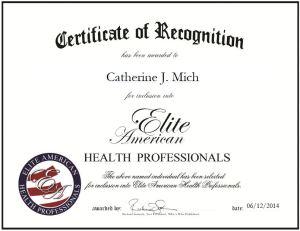 Catherine J. Mich