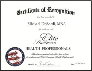 Michael DeSordi, MBA